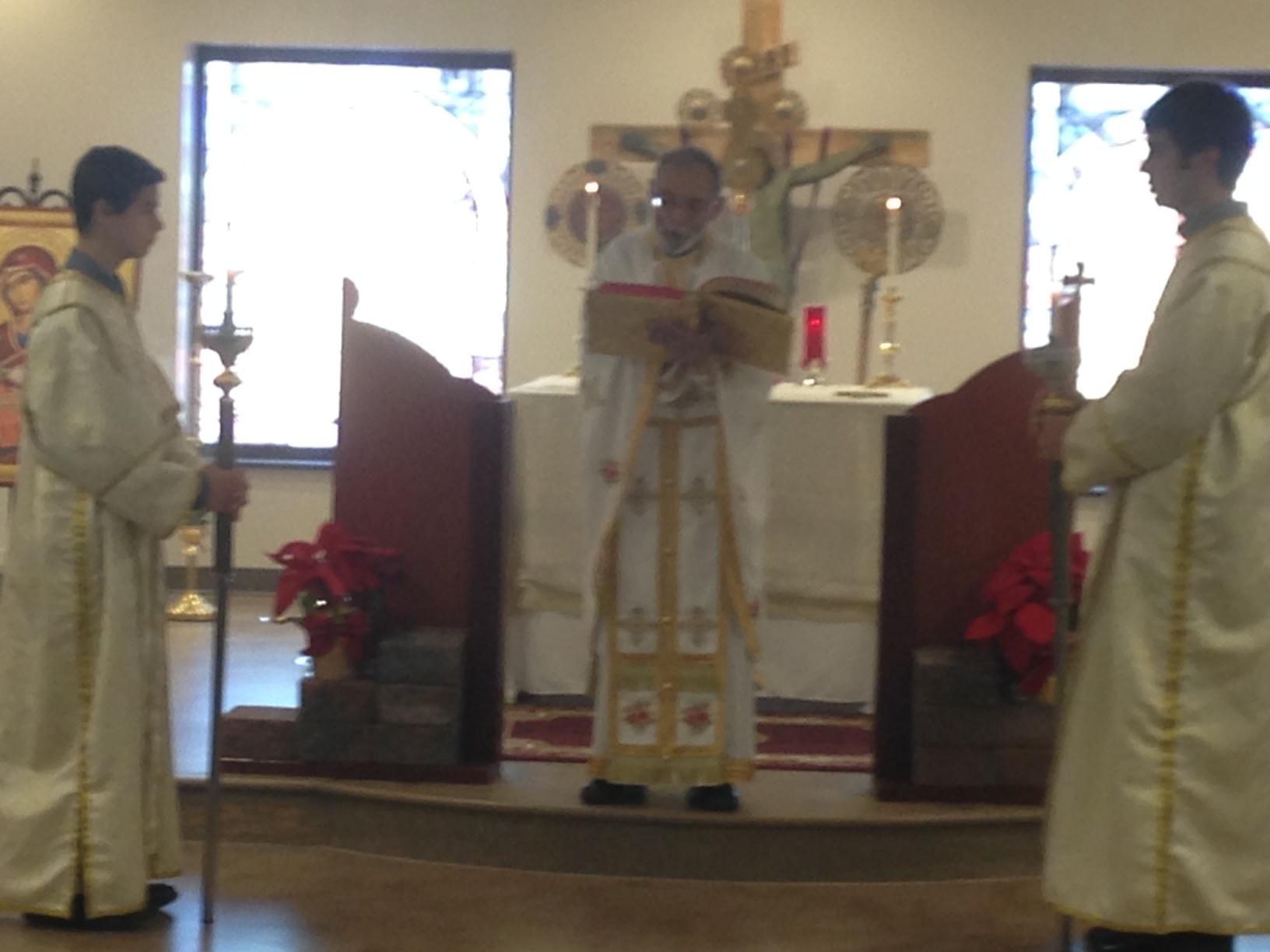 Fr. Ambrose
