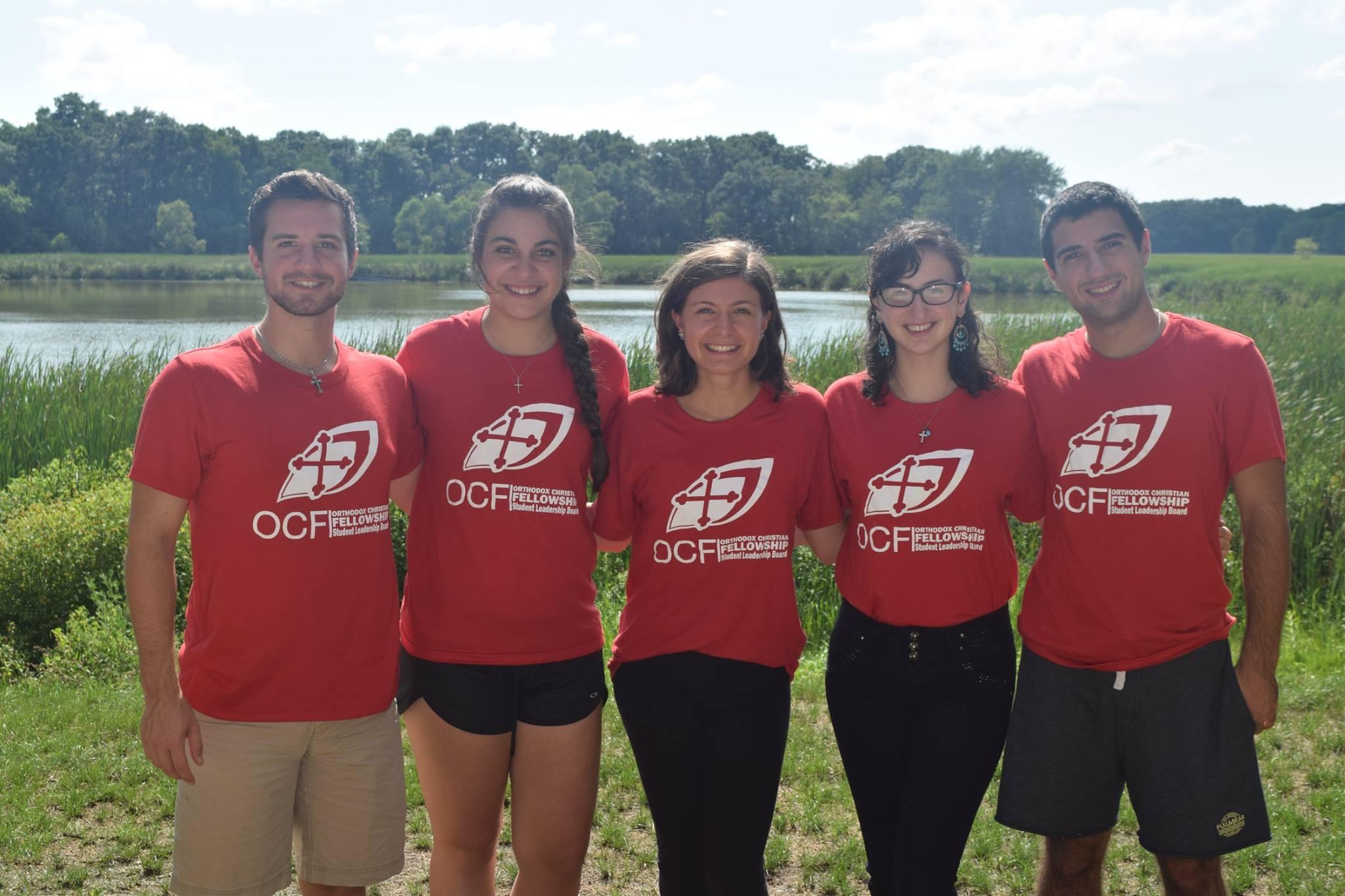 OCF Student Leaders